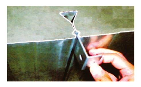 焊钉堵头阳光板